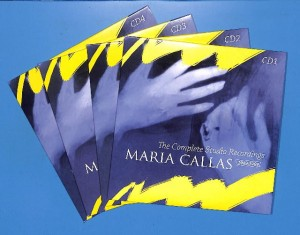 Maria Callas - Complete Studio Recordings 69CD EU 5-