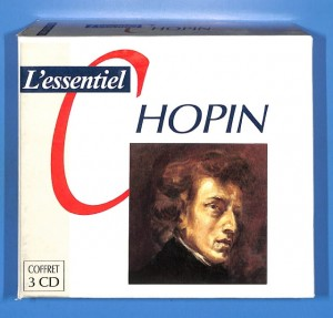 Chopin - L'essentiel De Chopin 3CD BOX EU 5-