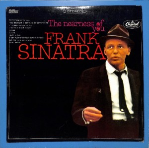 Frank Sinatra - The Nearness Of You US VG