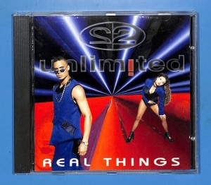2 Unlimited - Real Things EU 3+