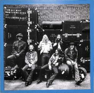 Allman Brothers  -  At Fillmore East 2LP EU NEW