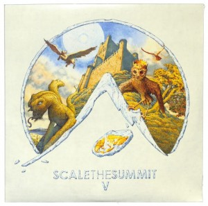 Scale The Summit - V    US MINT