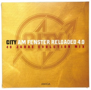 City - Am Fenster Reloaded EP EU MINT