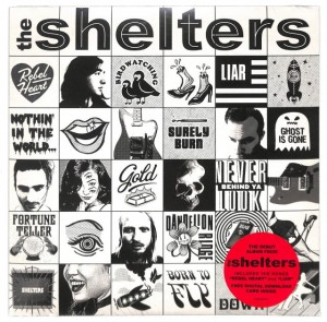 The Shelters - The Shelters US MINT