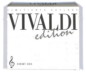 Antonio Vivaldi - Vivaldi Edition 4CD BOX EU NM