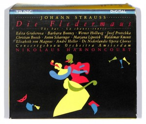 Johann Strauss Jr. - Die Fledermaus 2CD BOX EU NM