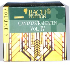 Bach - Cantatas Vol. IV 5CD BOX EU NM