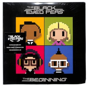 Black Eyed Peas - The Beginning 2LP EU MINT