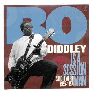 Bo Diddley - Bo Diddley Is A... 1955-57 EU MINT