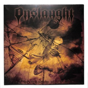 Onslaught - The Shadow Of Death EU MINT