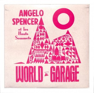 Angelo Spencer - World Garage US MINT