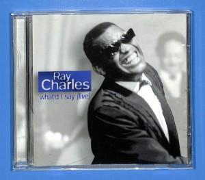 Ray Charles - What'd I Say  EU (5-)