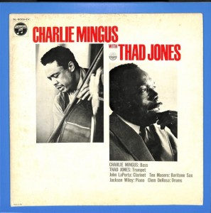 Charlie Mingus With Thad Jones - S/T JAPAN EX