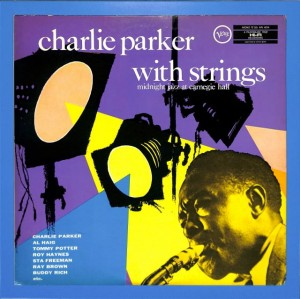 Charlie Parker - Midnight Jazz At... JAPAN NM