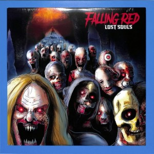 Falling Red - Lost Souls  EU MINT