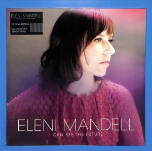 Eleni Mandell - I Can See The Future  EU NEW