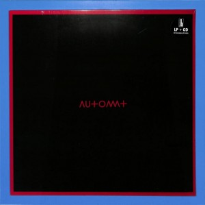 Automat - Automat LP+CD EU MINT