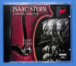 Isaac Stern - A Birthday Celebration EU NM