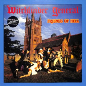 Witchfinder General - Friends Of Hell EU MINT