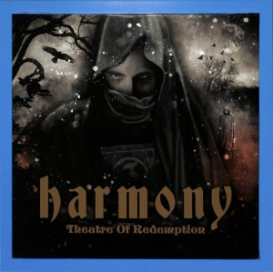 Harmony - Theatre Of Redemption EU MINT