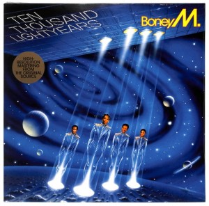 Boney M. - 10.000 Lightyears EU MINT