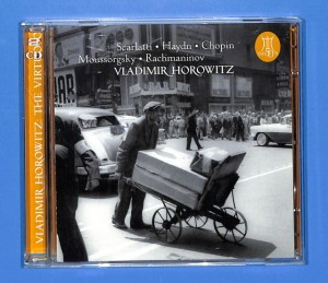 Vladimir Horowitz - The Virtuoso 2CD EU 4