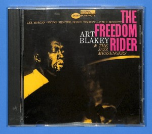 Art Blakey - The Freedom Rider  US VG+