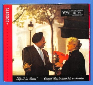 Count Basie - April In Paris  EU EX