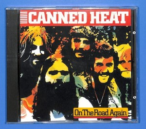 Canned Heat - On The Road Again EU 5-