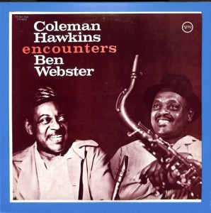 Coleman Hawkins Encounters Ben Webster - JAPAN EX