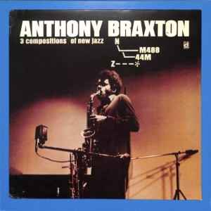Anthony Braxton - 3 Compositions... US MINT
