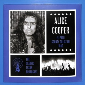 Alice Cooper - El Paso County... 2LP EU MINT