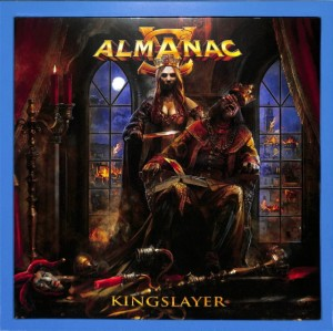 Almanac - Kingslayer  2LP EU MINT