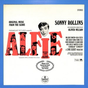 Rollins - Music From The Score Alfie JAPAN EX
