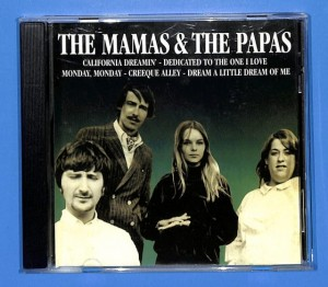 The Mamas & The Papas - S/T  EU NM