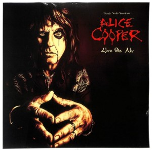 Alice Cooper - Live On Air EU MINT