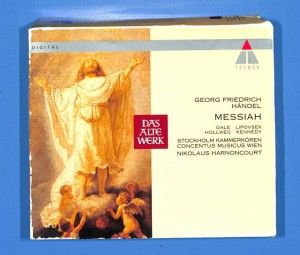 Handel - Messiah    2CD BOX EU NM