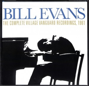 Bill Evans - The Complete Village.. 4LP BOX US VG+