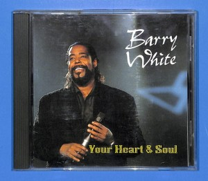 Barry White - Your Heart And Soul EU VG+