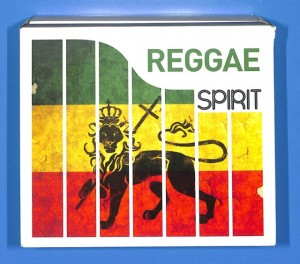 Various - Spirit Of Reggae  4CD BOX EU 5-