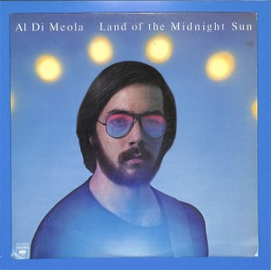 Al Di Meola - Land Of The Midnight Sun US VG+