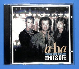 a-ha - The Hits Of A-ha  EU VG+