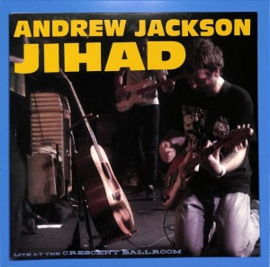 Andrew Jackson Jihad - Live At The ... 2LP US EX