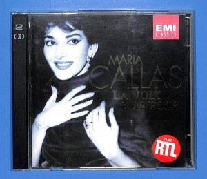 Maria Callas - La Voix Du Siecle 2CD EU NM
