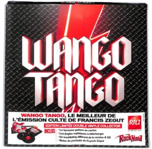 Various - Wango Tango 2LP BOX EU MINT