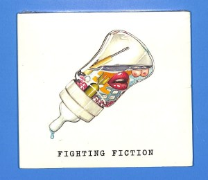 Fighting Fiction - Fighting Fiction  EU MINT