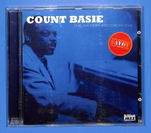 Count Basie - The Savoy Recordings EU NM