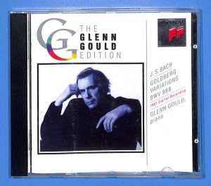 Bach - Glenn Gould - Goldberg Variations EU NM