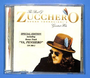 Zucchero - The Best Of Zucchero EU VG+