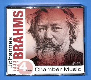 Johannes Brahms - Chamber Music  4CD BOX EU NM